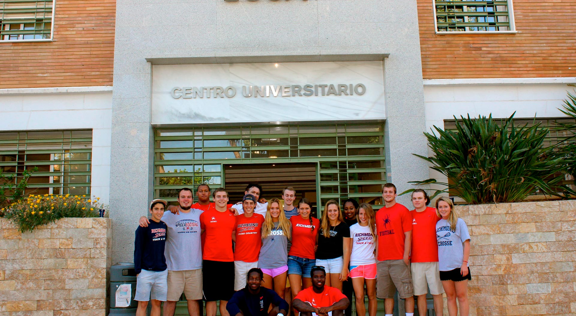 Richmond Academics and Athletics in Spain